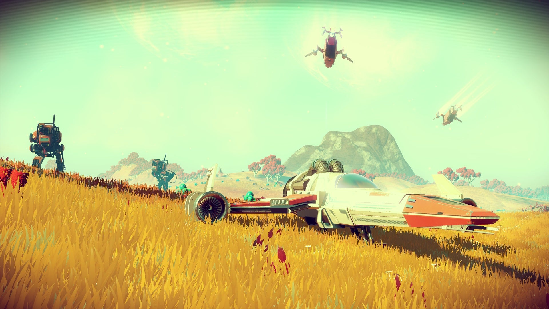 No Man's Sky PC Settings, 4K Screenshots Revealed
