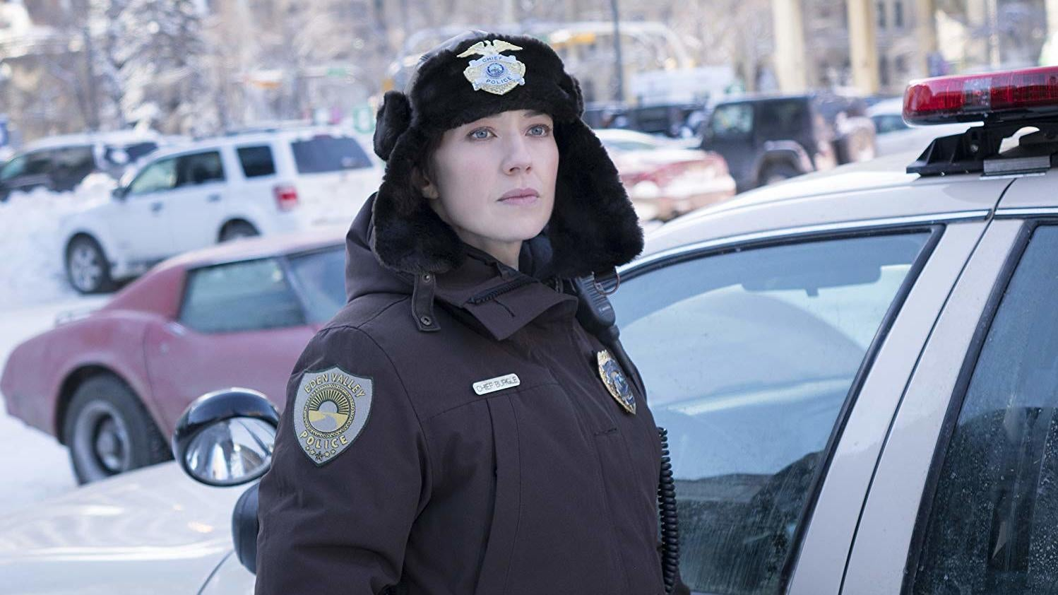 The New Ghostbusters Is About A Single Mum And That Mum Is Carrie Coon