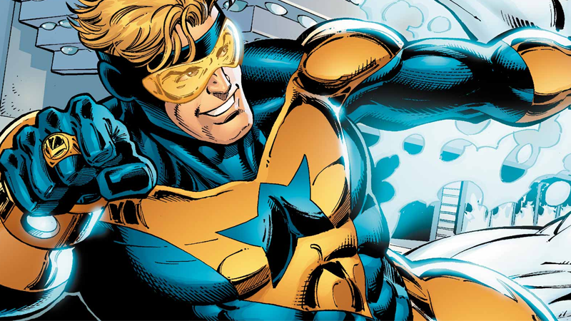 The Booster Gold Movie Will Not Be Part Of The DC Movie Universe
