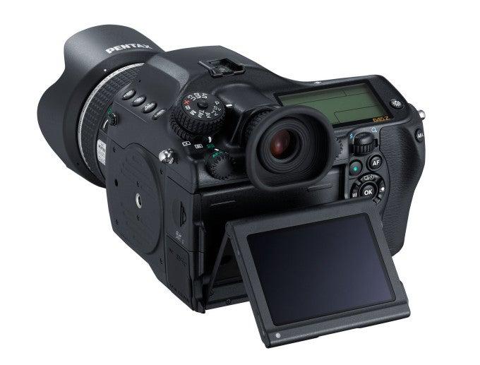 Pentax 645Z: The Medium Format DSLR Gets a Major Sensor Upgrade