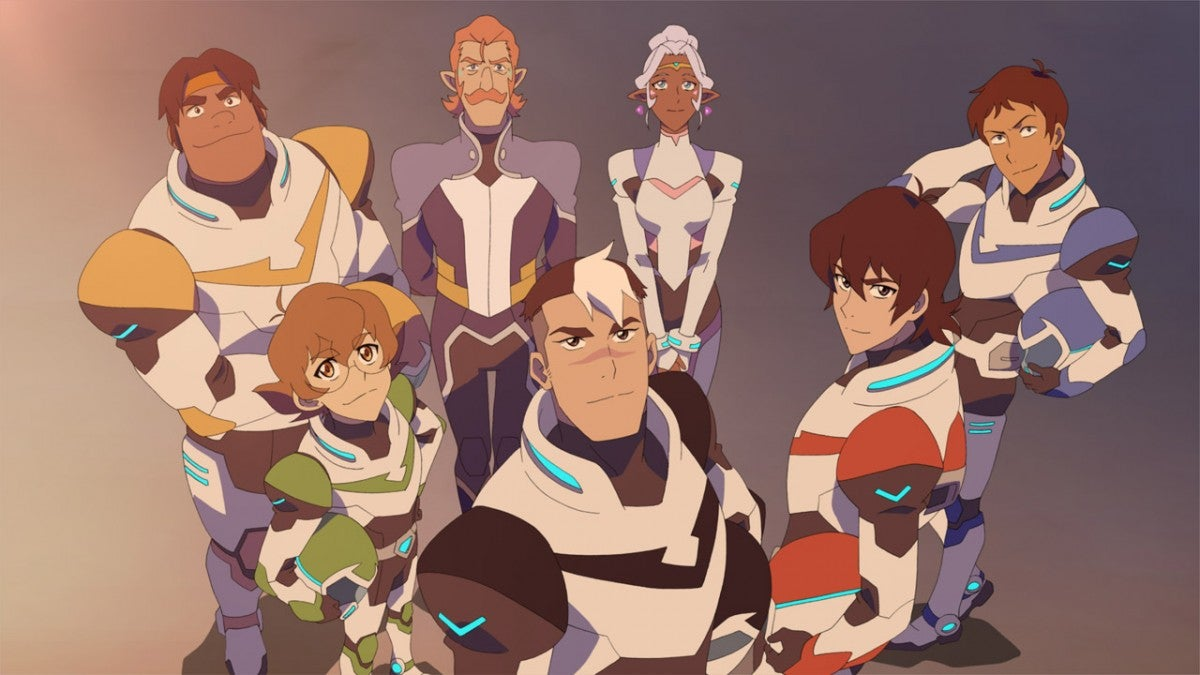 All The Reasons You Need To Check Out Voltron Legendary Defender