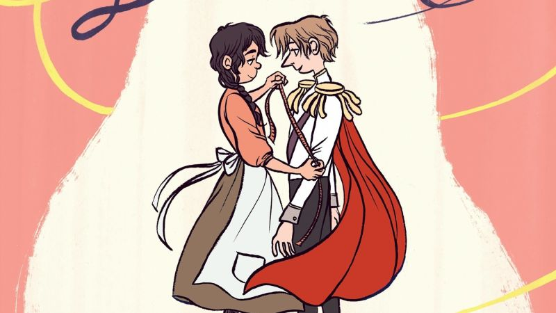 Jen Wang's Touching Graphic Novel The Prince And The DressmakerMay (And Should) Get A Movie Adaptation