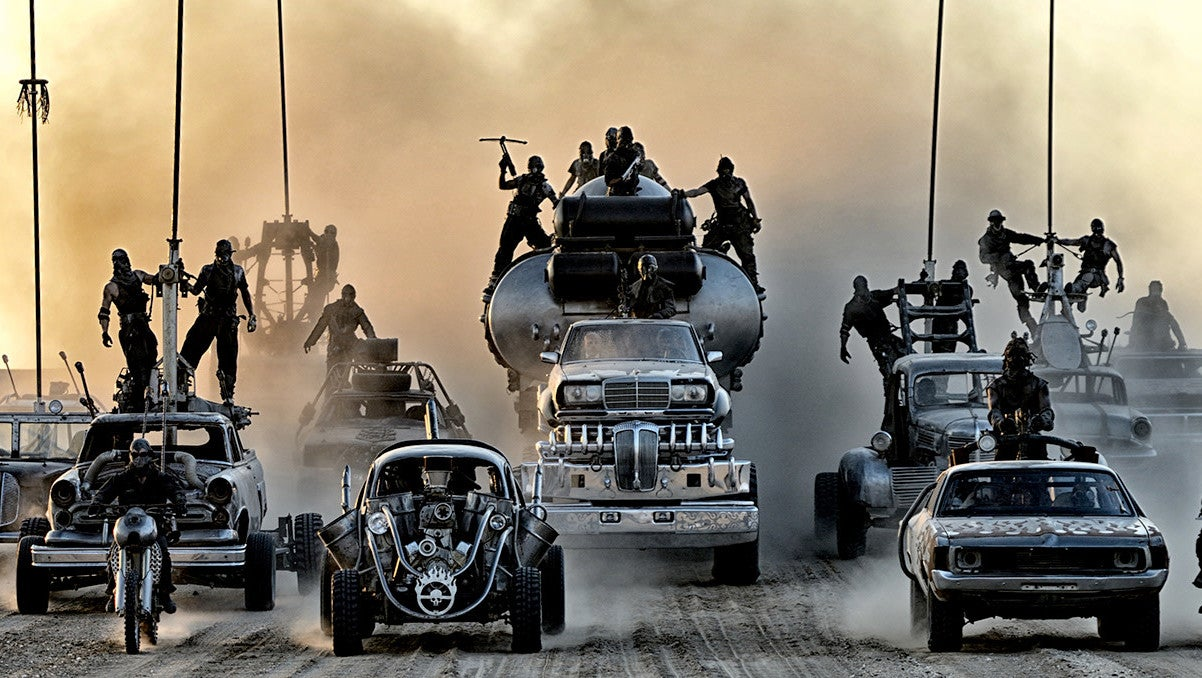 You Should Read The New York Times' Oral History Of Mad Max: Fury Road