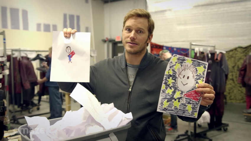 Director Says It Was Chris Pratt's Idea to Put Kurt Russell in Guardians 2