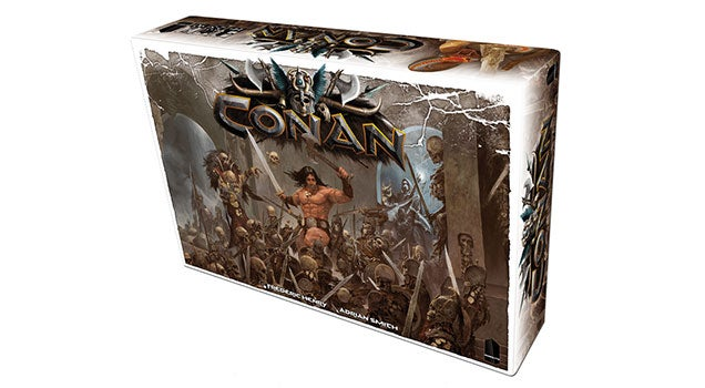 Conan Game Crushes Kickstarter, Sees Your Money Driven Before You