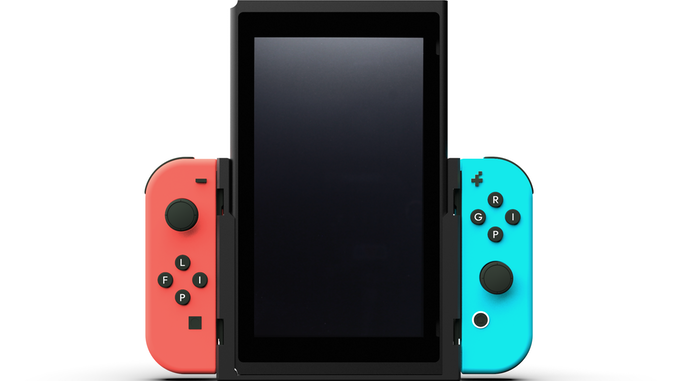 Crowdfunded Switch Accessory Lets You Play Handheld Arcade Games The Right Way