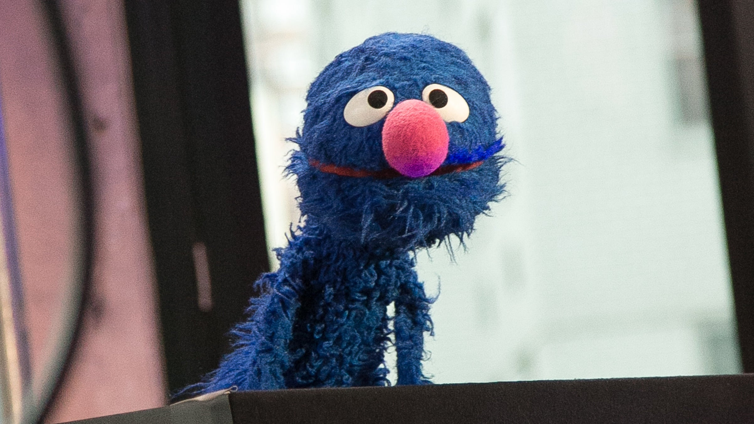 Play This NPR Podcast Interview With Grover For Your Kids