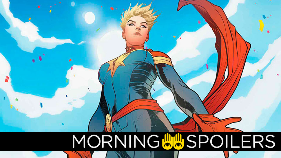 Weird New Rumours About Carol Danvers' Origins In The Captain Marvel Movie