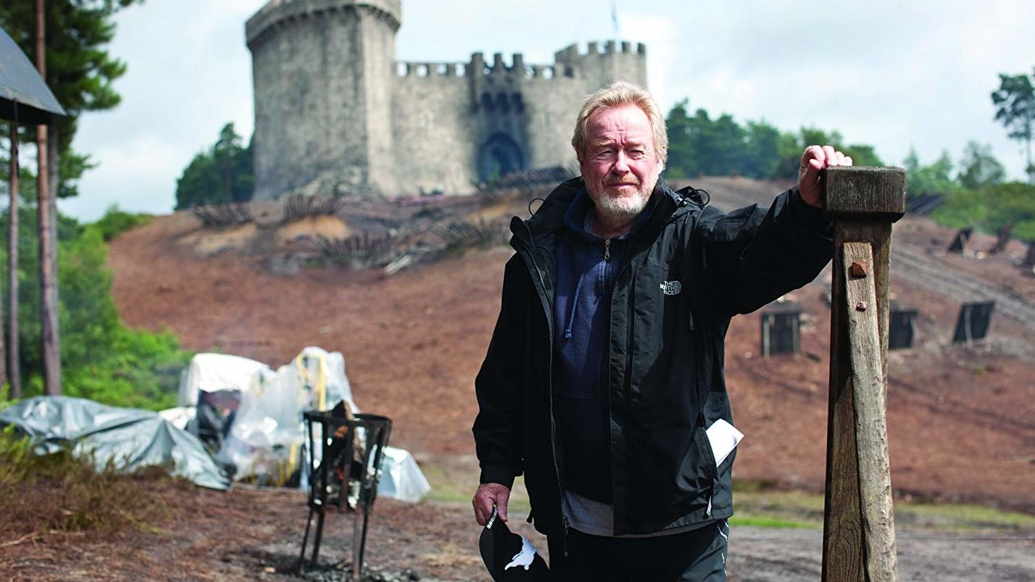 Ridley Scott Will Make His TV Directorial Debut On A New Sci-Fi Series