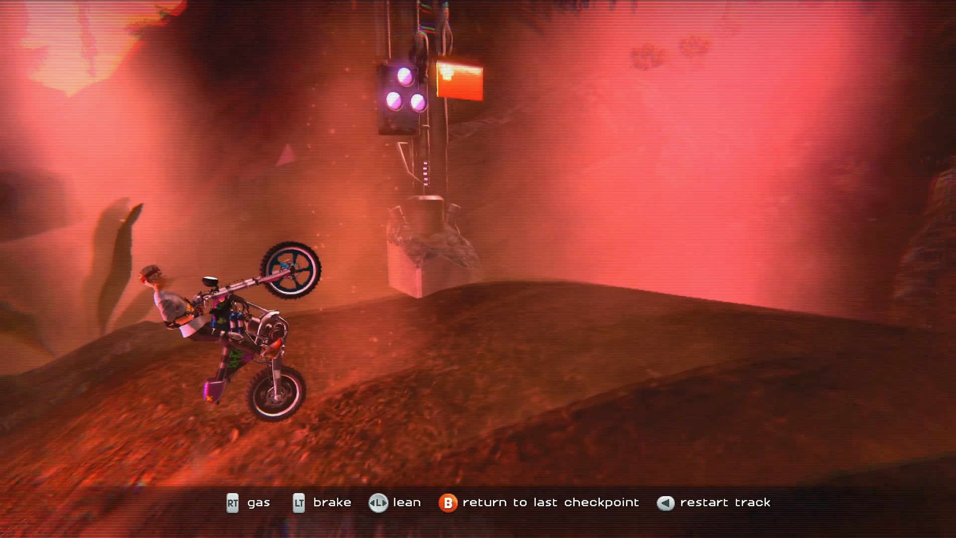 The First Ten Minutes Of Trials Of The Blood Dragon
