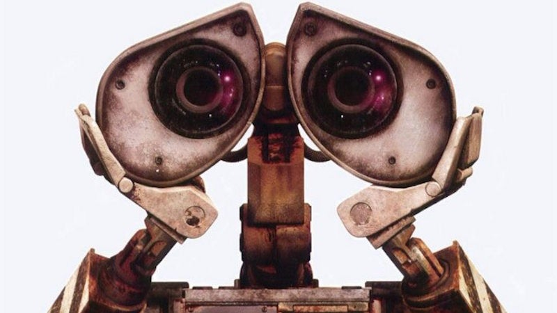 New Fan Theory Asks The Obvious Question: Is Wall-E Satan?