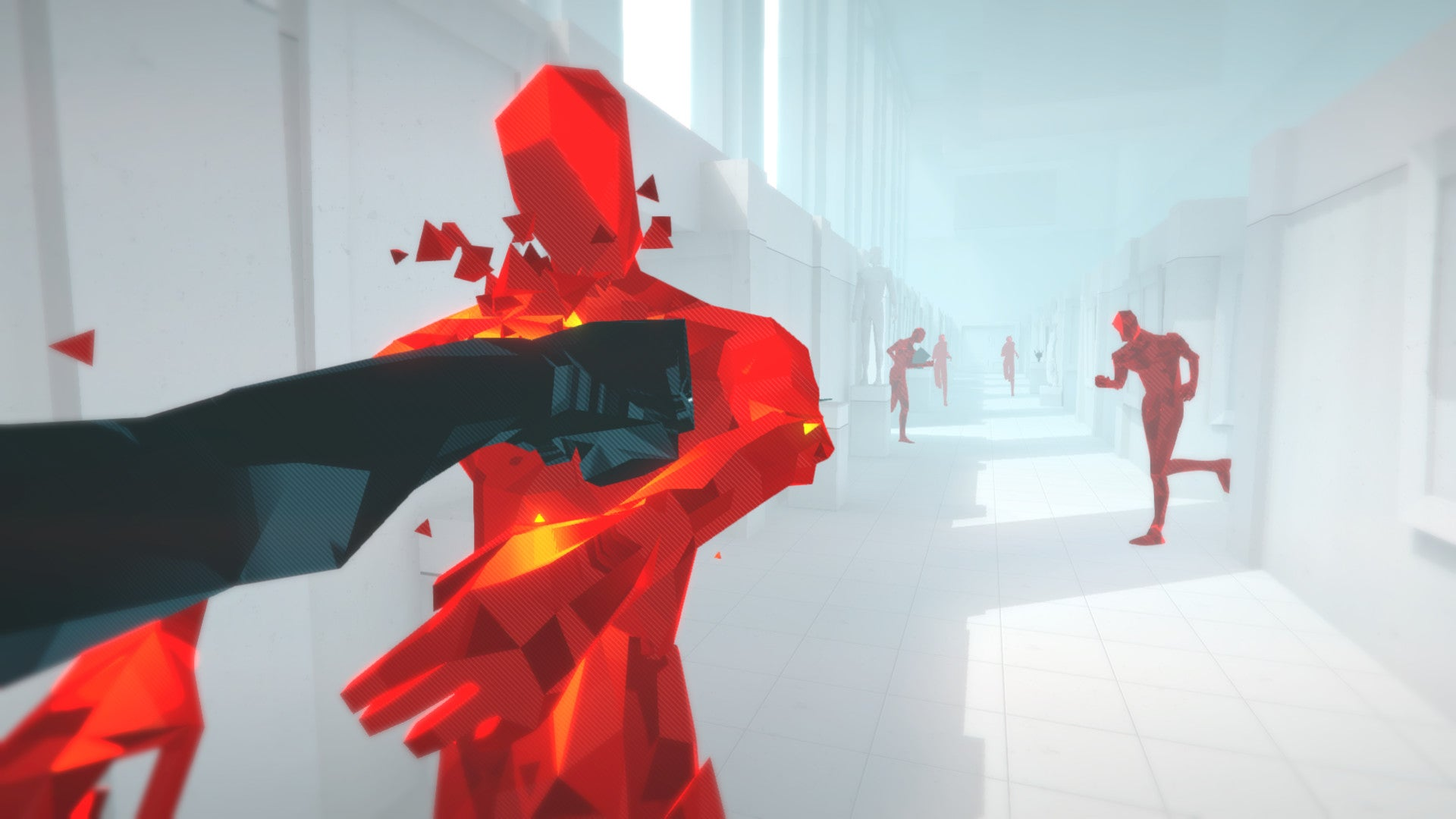 Superhot Headlines March's Xbox Live Games With Gold Lineup