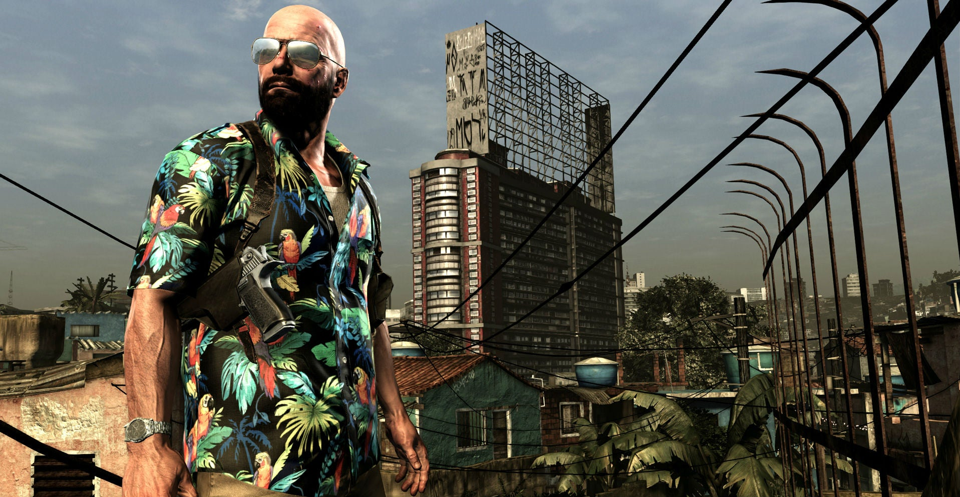 Six Of Us Debate Whether Rockstar Should Bring Back Max Payne
