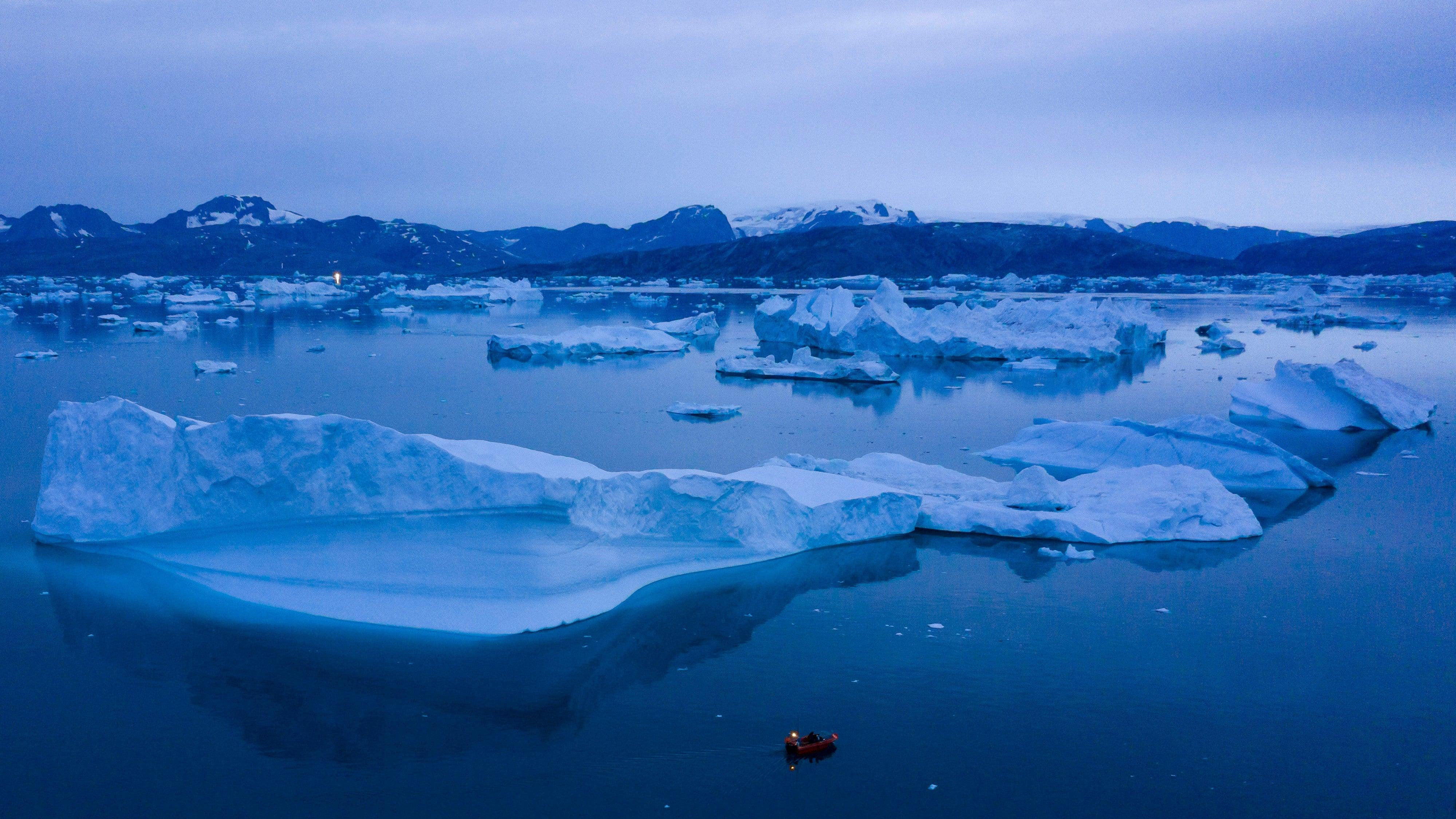 Damn, No Greenland For Trump