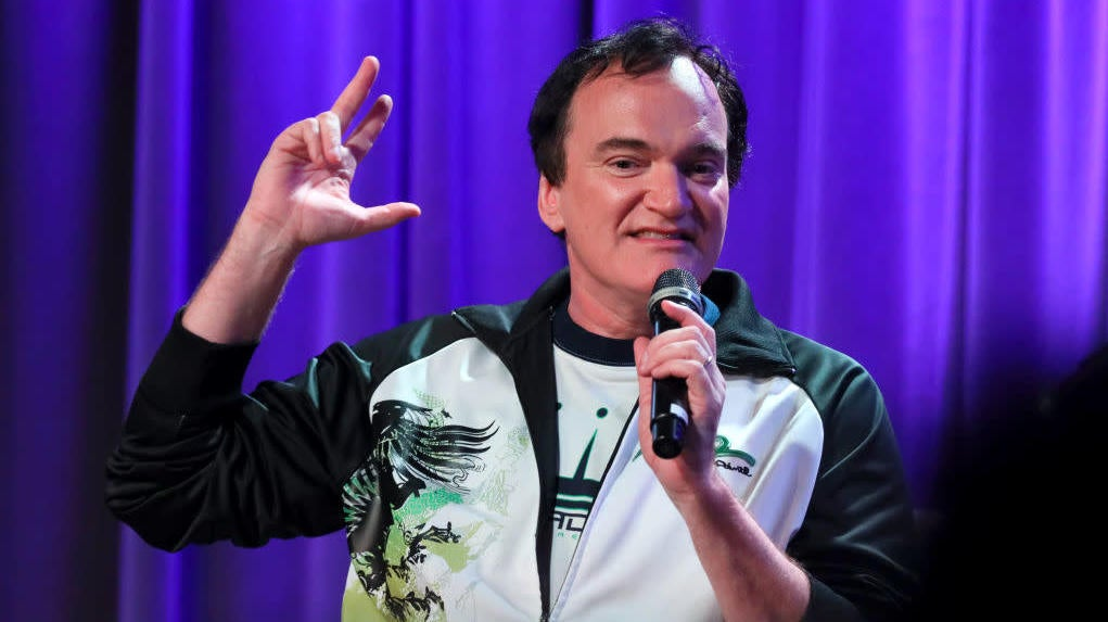 Don't Hold Your Breath For That Quentin Tarantino Star Trek Movie