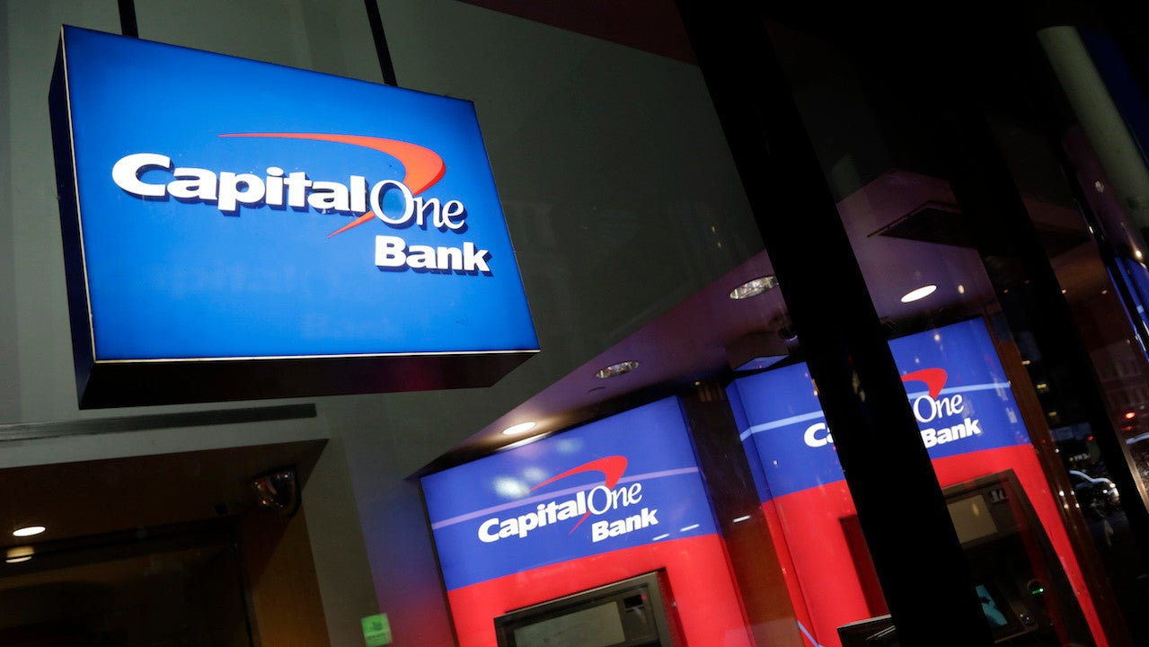 A Hacker Stole Capital One Data On 106 Million Customers, And The FBI Says She Tweeted About It
