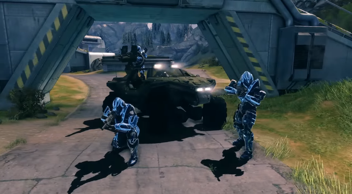Halo Online Fan Project Goes On Hold After Microsoft Intervenes