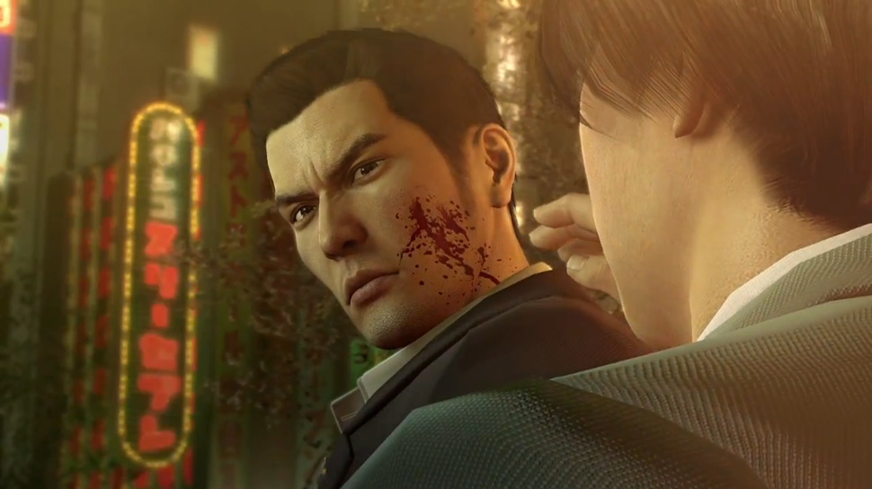 I Can't Be The Only One Who Wants Yakuza Zero in English So Badly