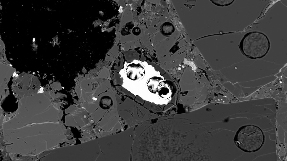 This Opal-Studded Meteorite Offers Clues About the Origins of Life on Earth