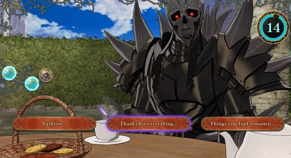 Fire Emblem Hacker Figures Out How To Have Tea Parties With Death Knight, Byleth, And Others