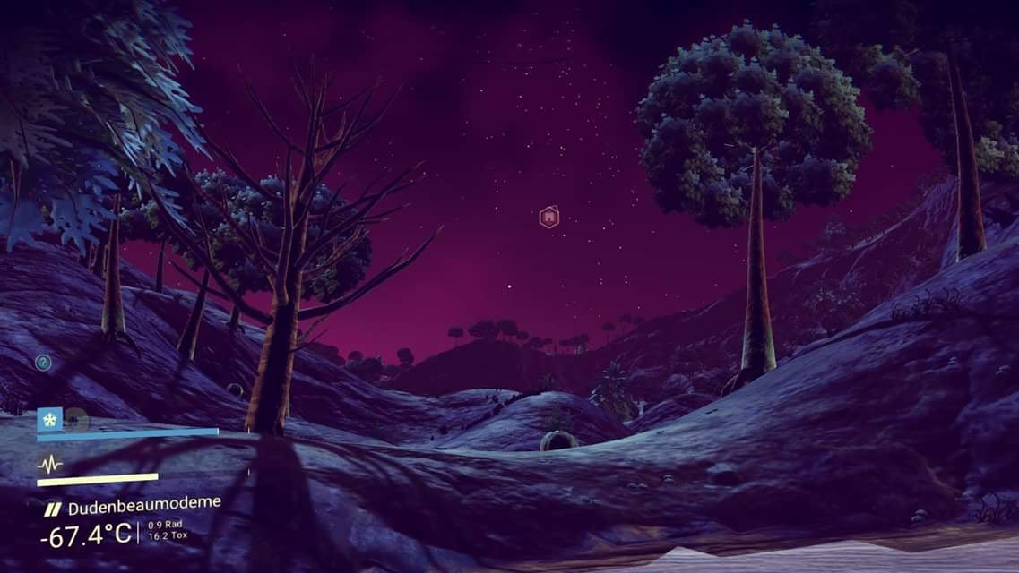 One Man's Maddening Quest To Walk Across An Entire No Man's Sky Planet