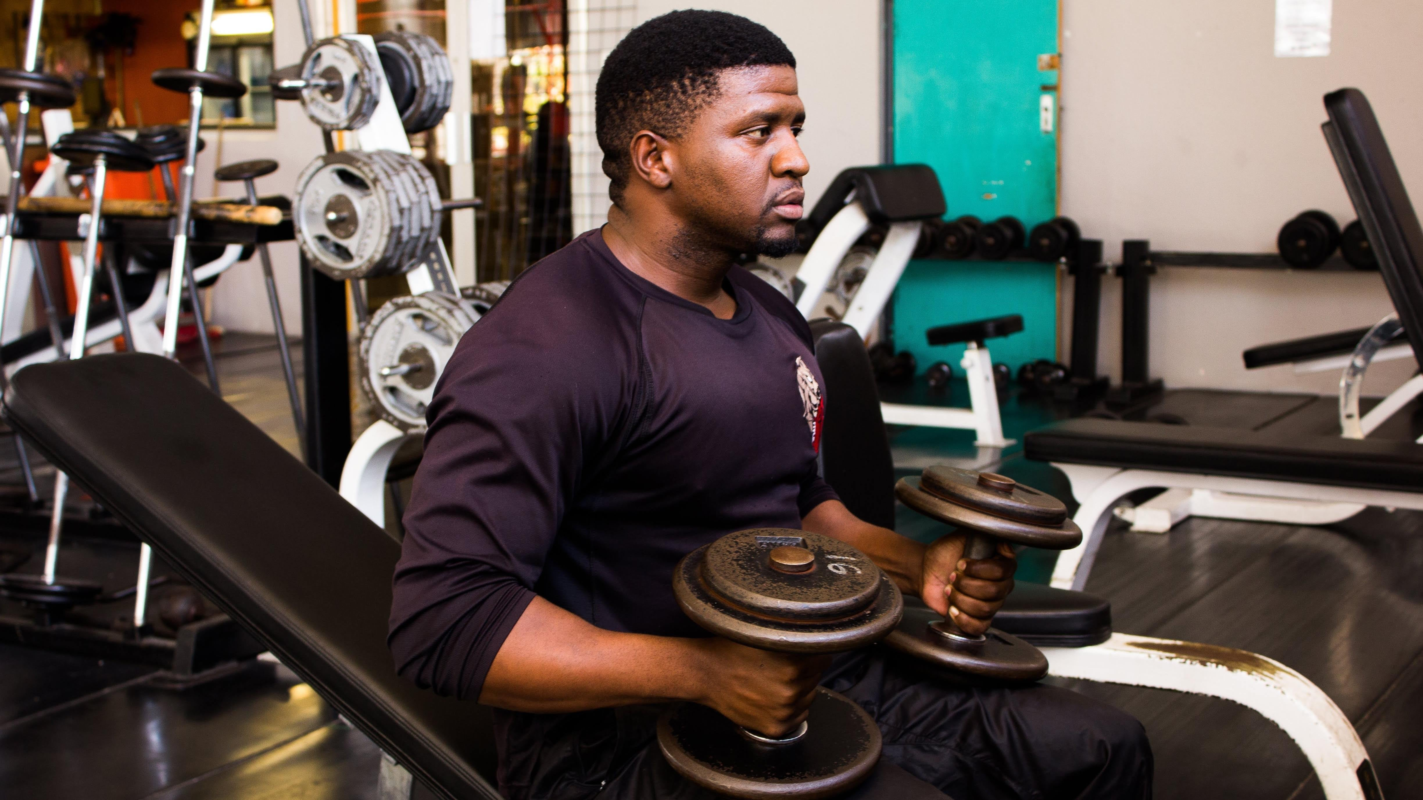 Try These Bench Press Variations