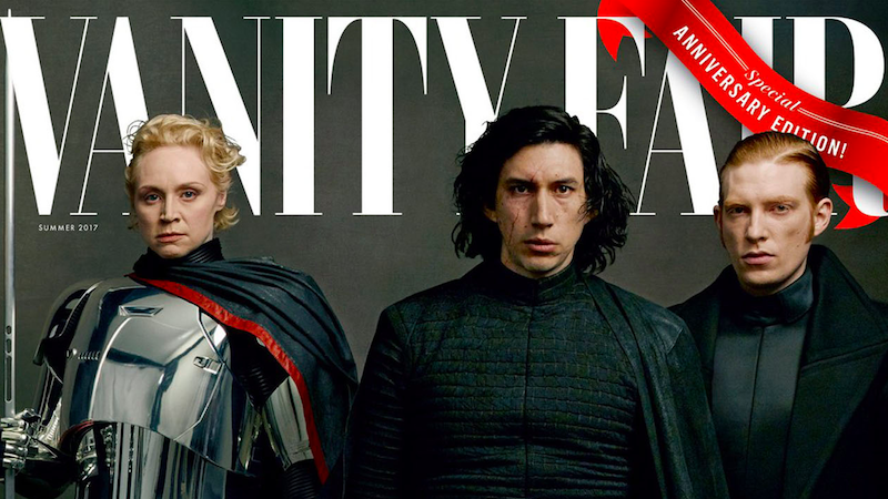 Cast Of Star Wars:The Last Jedi Takes Over Vanity Fair And It's Glorious