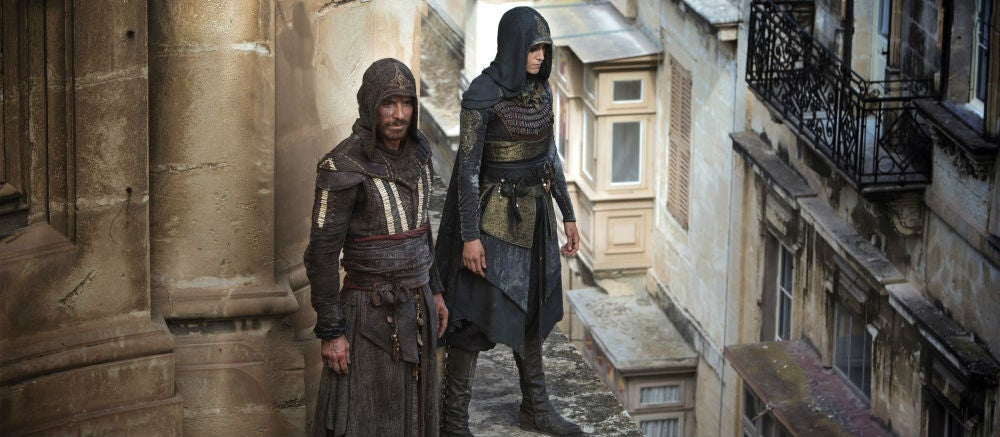 Fly Across Some Rooftops in This Assassin's Creed Behind-the-Scenes Video