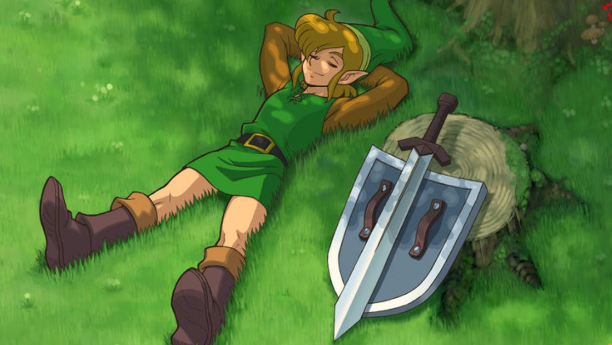 10 Reasons Why Link From Zelda is Actually Kind of a Dick