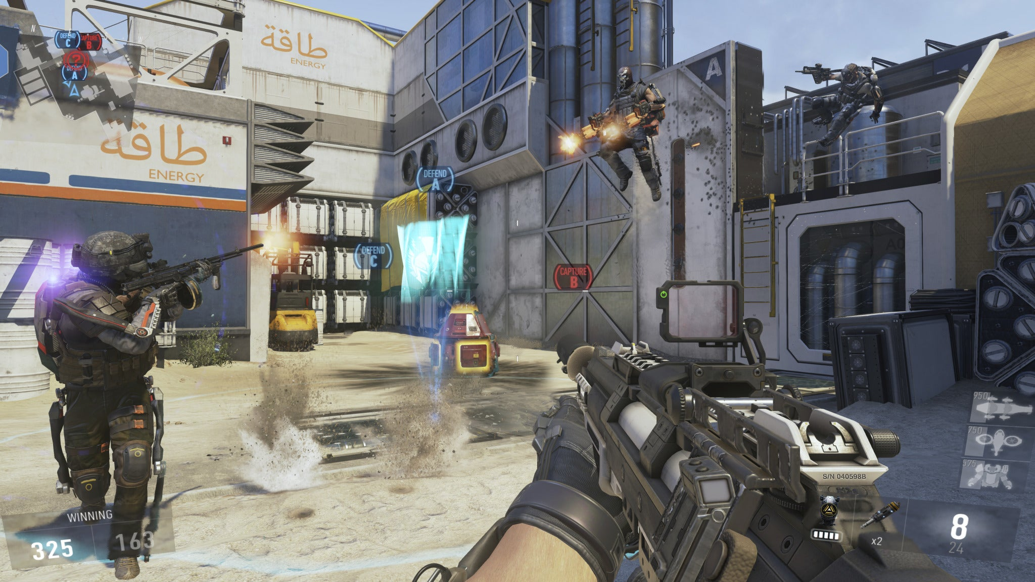 Call Of Duty: Advanced Warfare: The Kotaku Review