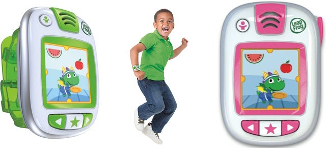 LeapFrog's Kid Fitness Watch: A Tamagotchi That Gets Kids Off the Couch