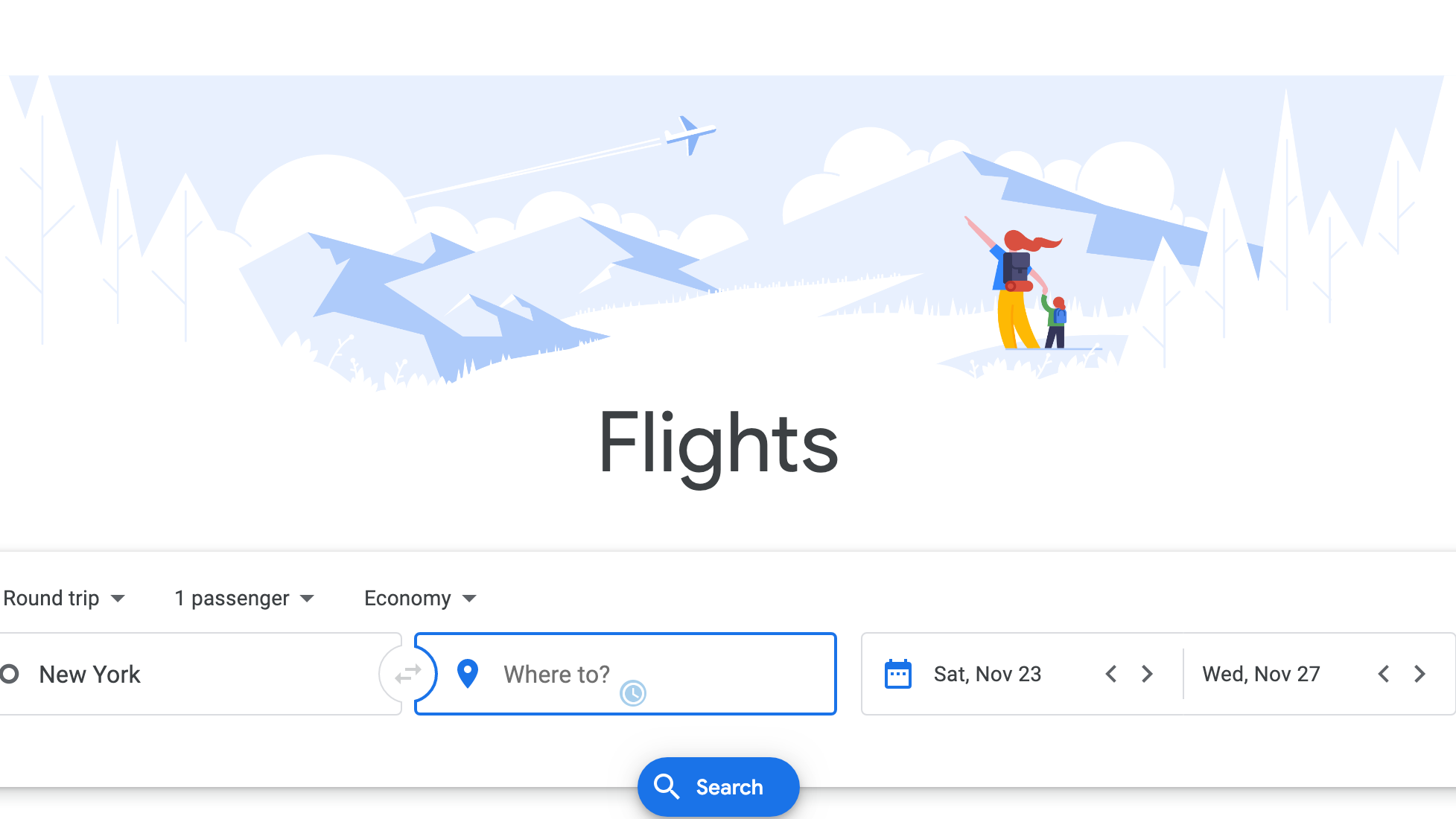 Get Cheaper Airfare Alerts For Nearby Airports With Google Flights
