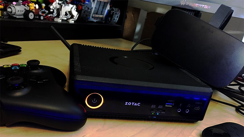 Mini Gaming PCs Are Ready For Virtual Reality