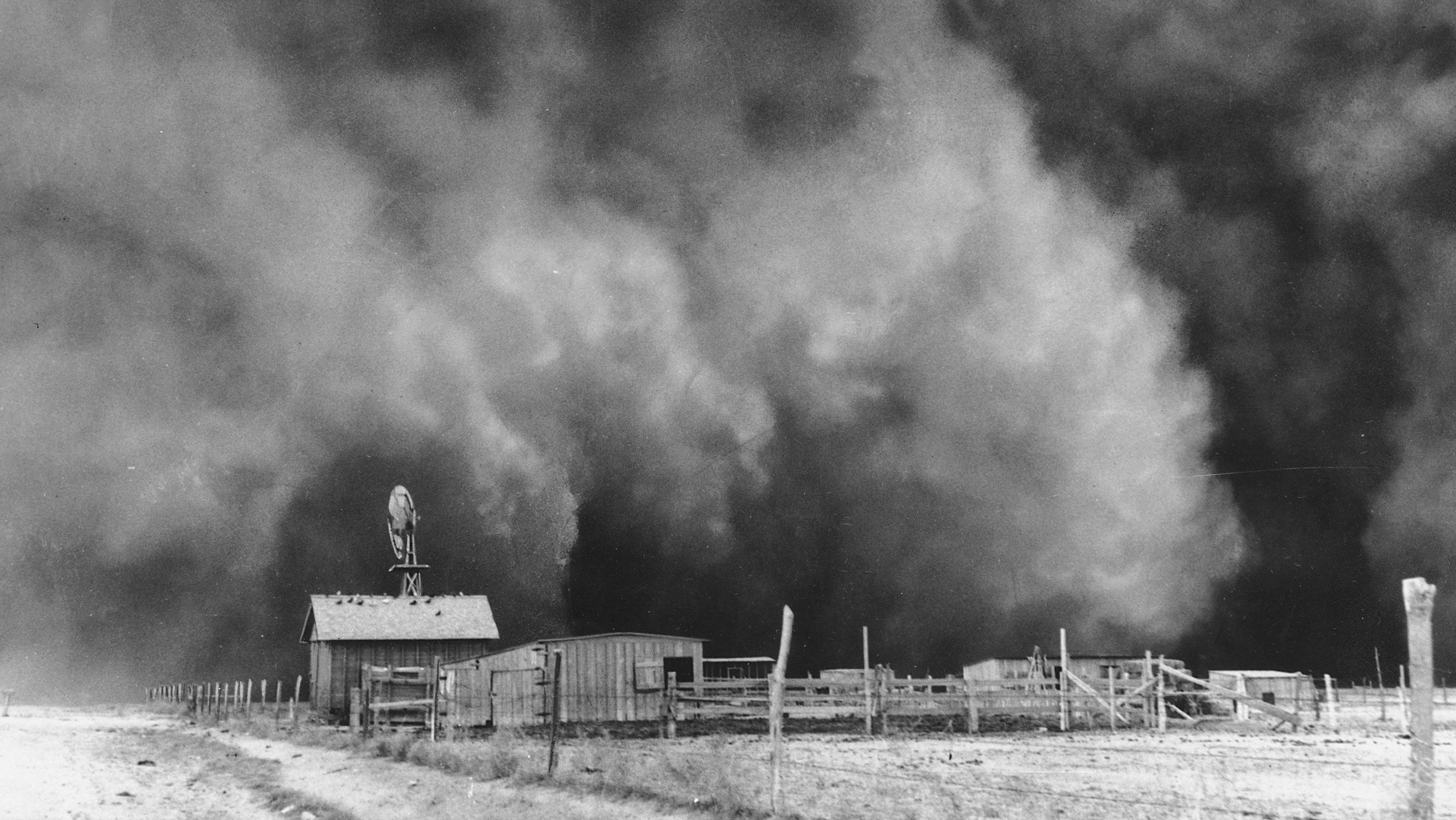 A Second Dust Bowl Could Threaten Global Food Security