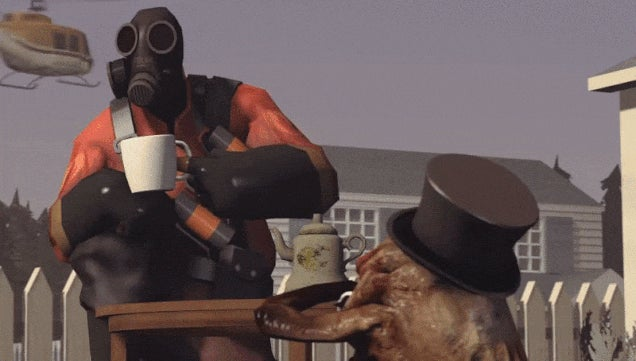 When Half-Life Invades Team Fortress 2, Things Get Nasty