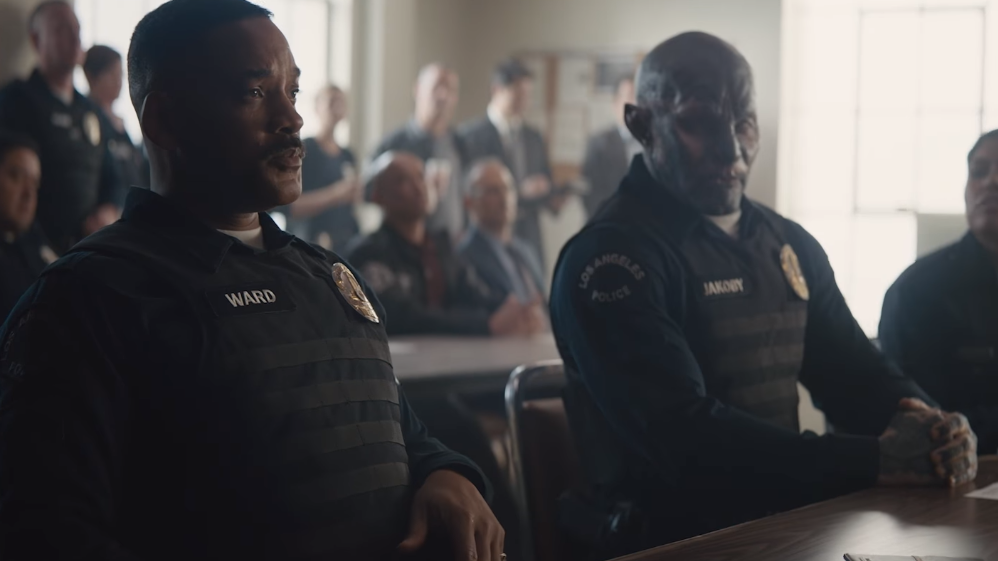 Netflix's $100 million Will Smith Starrer 'Bright' Gets A New Featurette