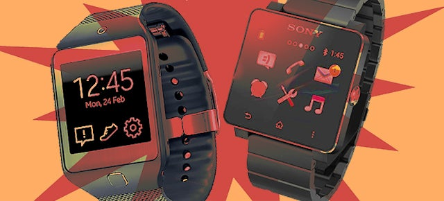 Sony SmartWatch v. Galaxy Gear 2: Which Smartwatch Screen Is Best?