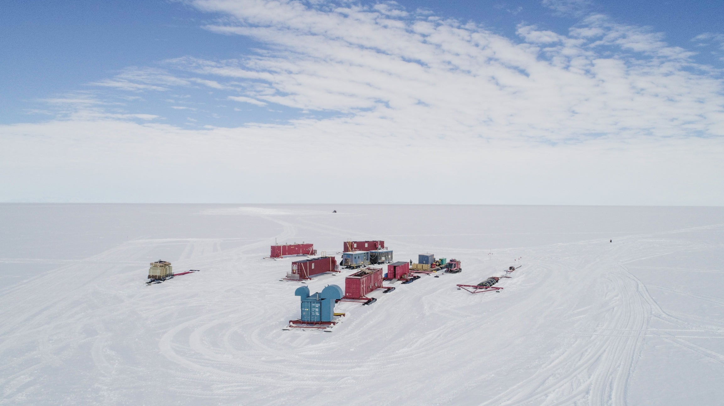 Antarctic Scientists Are About To Drill Into One Of The Most Isolated Lakes On Earth