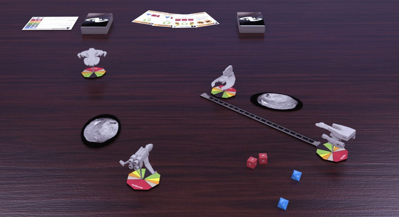 Classic PC Space Game Returns As A...Tabletop Game
