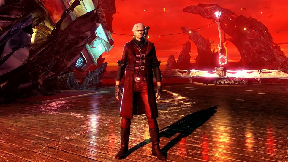 Let's Play The Definitive DMC With Some Classic Devil May Cry Style
