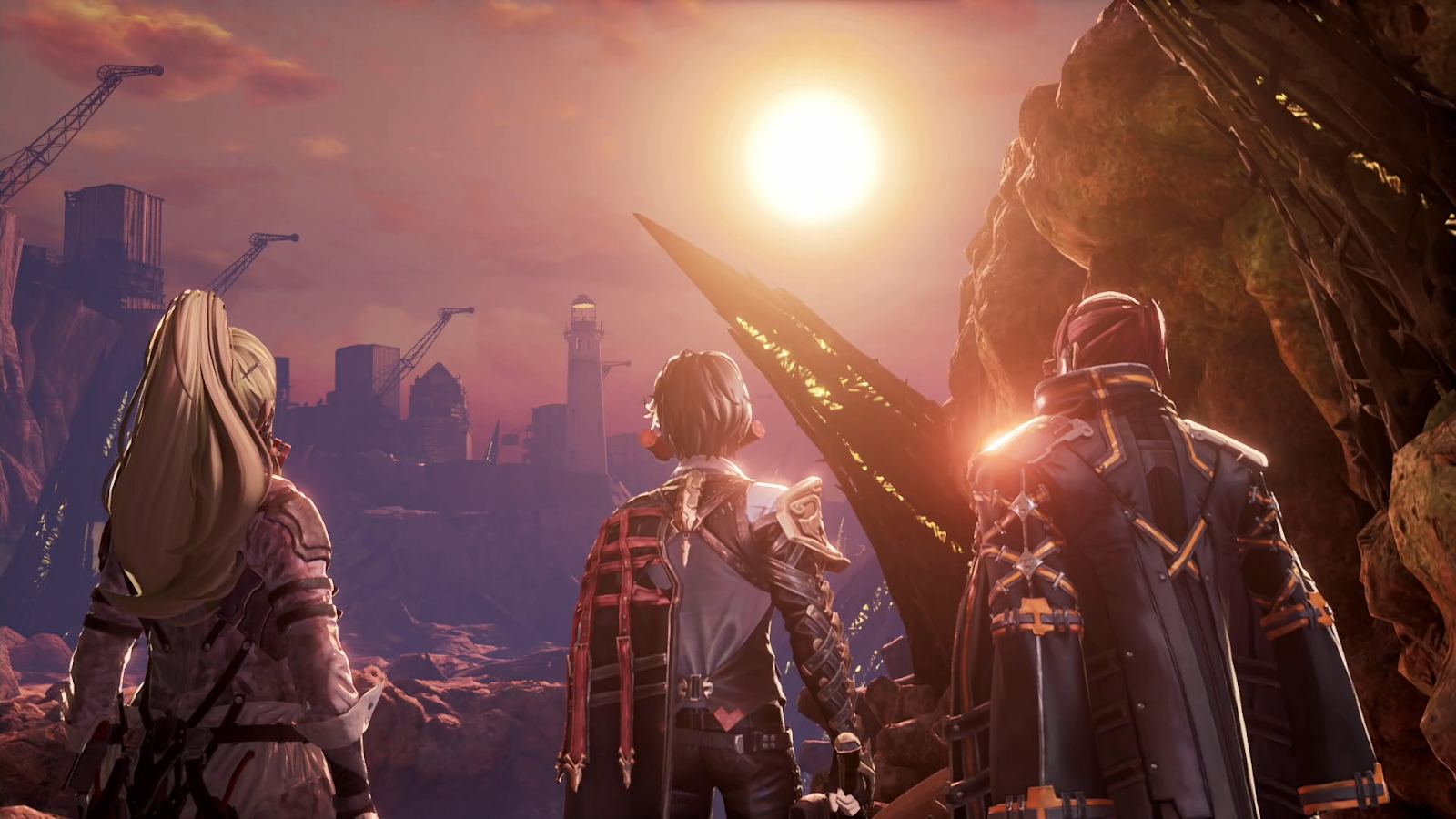Code Vein Is The Chillest Dark Souls Clone
