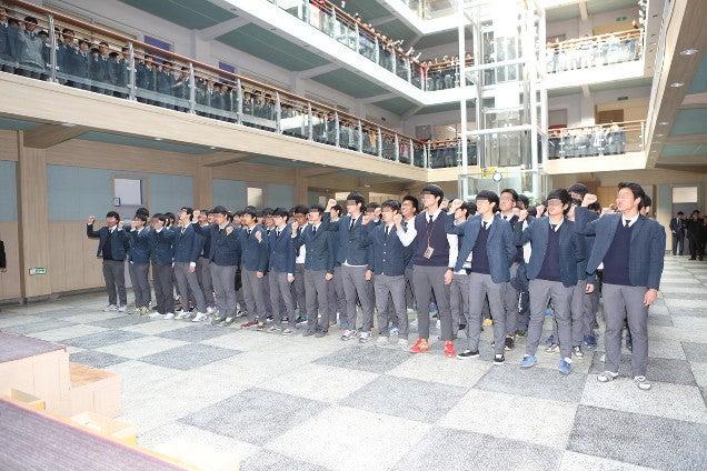 This South Korean High School Looks Like A Prison | Kotaku ...