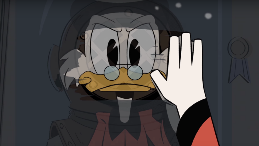 This First Trailer For The New DuckTales Is Ducking Perfect