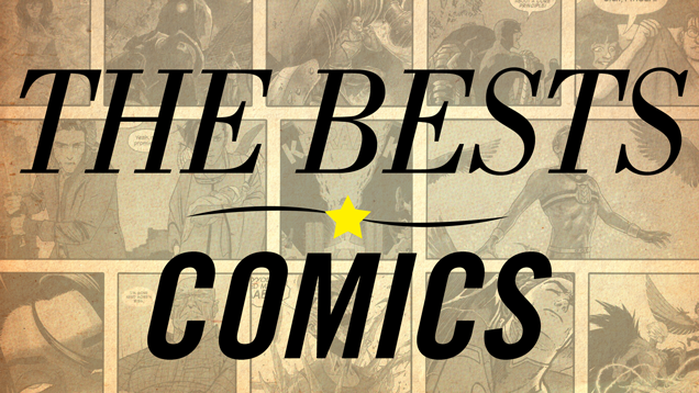 The 12 Best Comics Coming Out Right Now