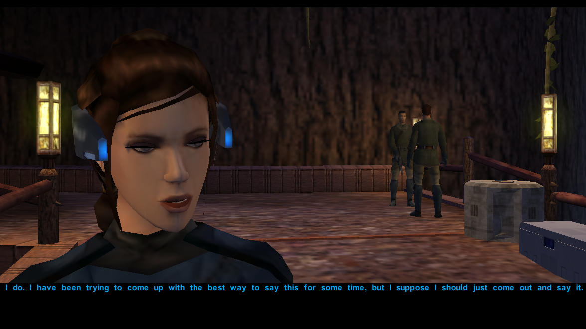 How Knights Of The Old Republic Pulled Off A Voice-Acting Triumph