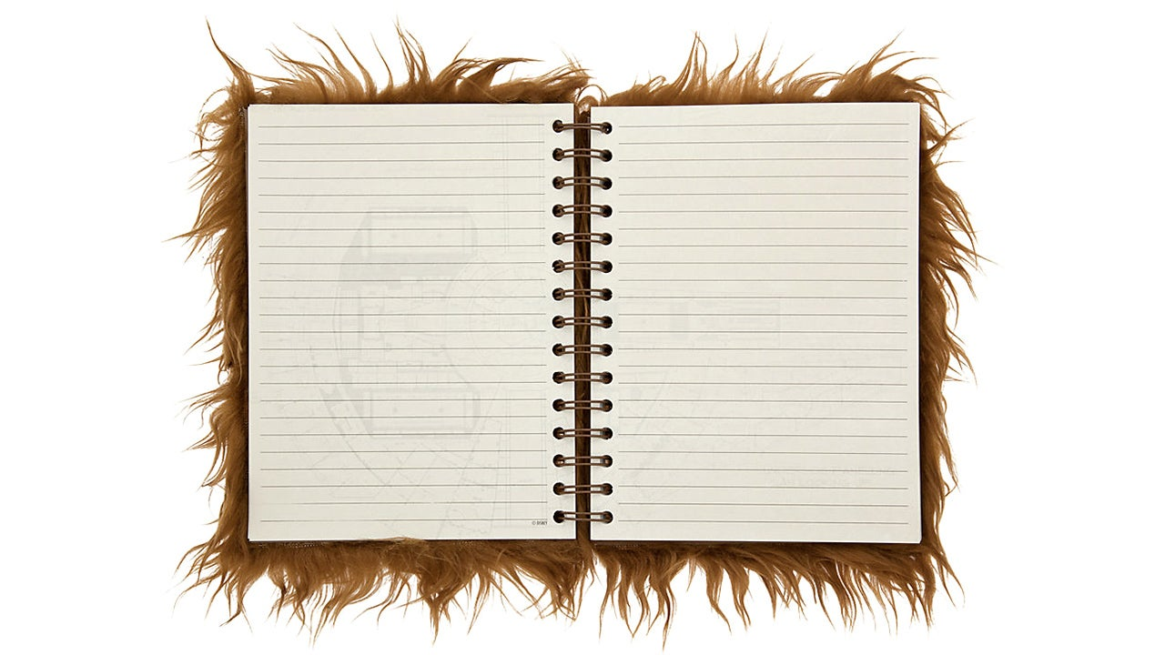 This Wookiee Diary Actually Roars Like Chewbacca When Opened