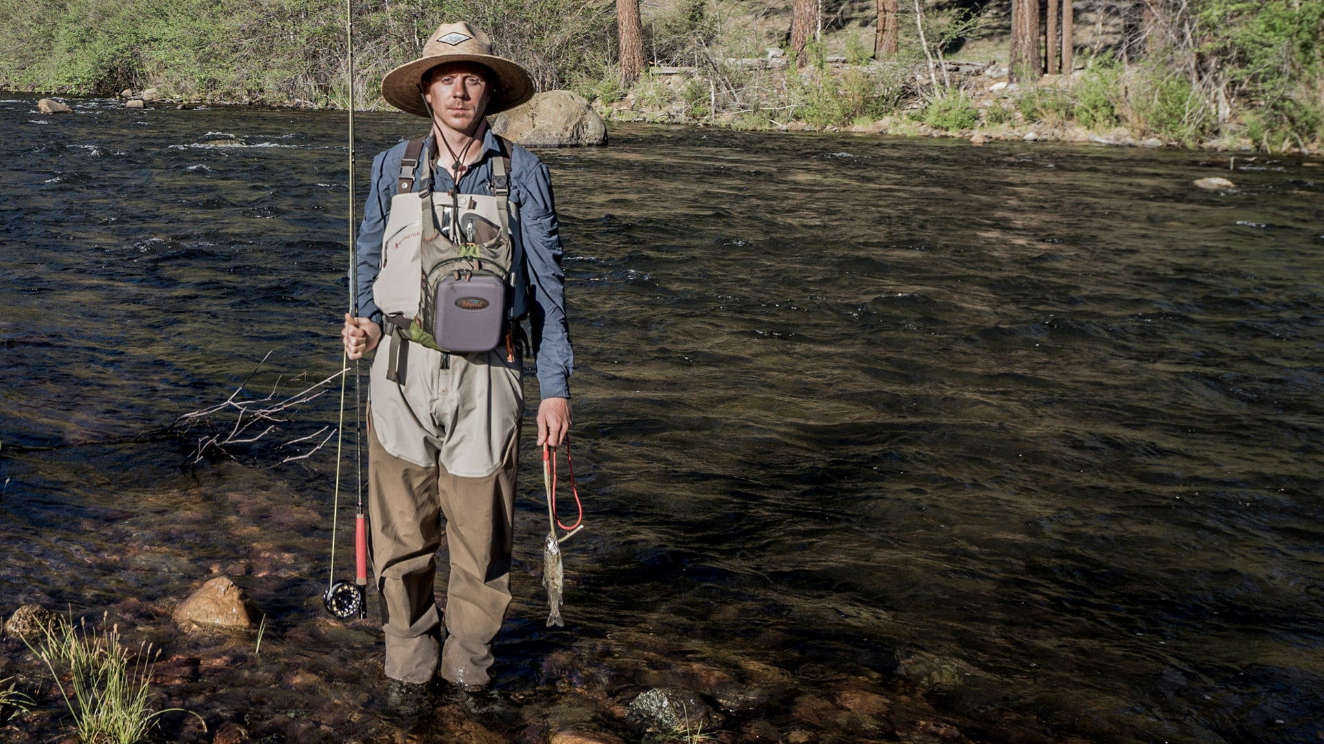 I learned to Fly Fish!