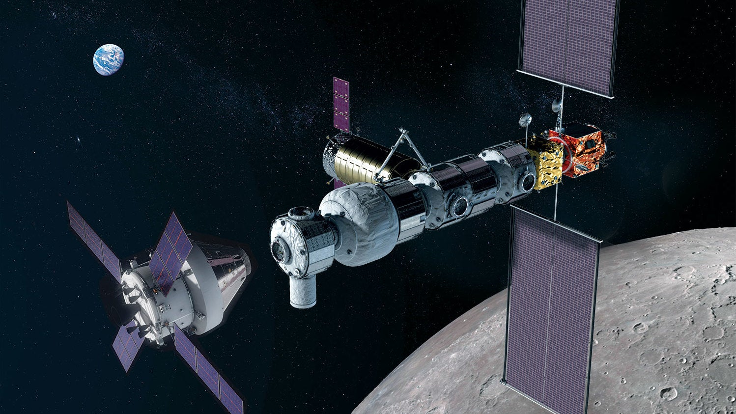 NASA Names Private Companies That Will Help It Send Science Experiments To The Moon