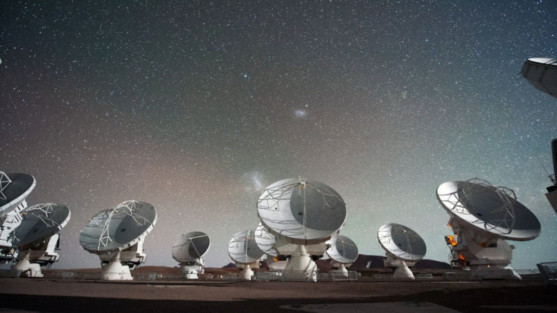 New Calculation Shows We'll Make Contact With Aliens In About 1500 Years
