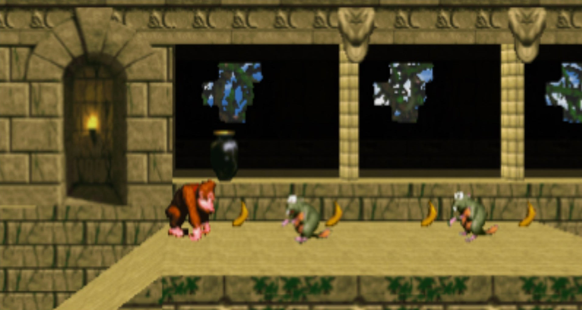 Modder Puts Donkey Kong in Doom, Turns Game into a Platformer
